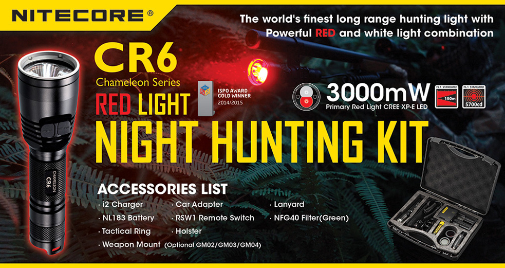 CR6 hunting set 3